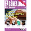 Généalogie Magazine n° 387-388